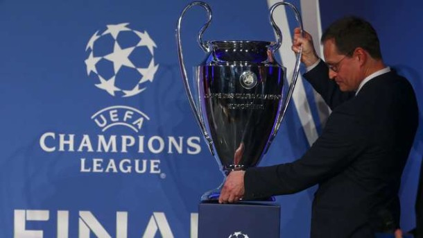 Piala Liga Champions | Reuters