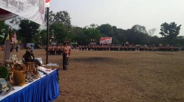 500 Napi se-Jawa dan Lampung Berkemah 3 Hari di Cibubur