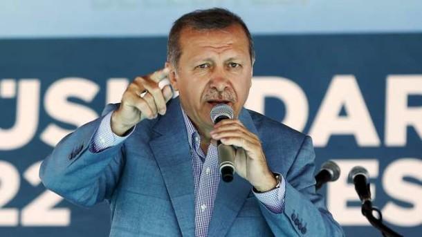 Presiden Turki Tayyip Erdogan | Reuters/Murad Sezer