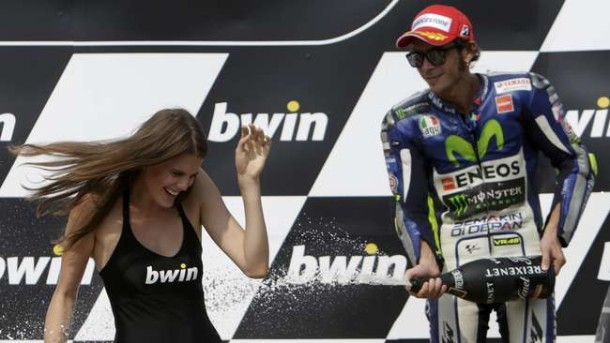 Pebalap Movistar Yamaha Valentino Rossi | Reuters/David W