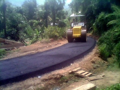 Komisi III DPRD Lamteng Minta Pemkab Ngutang untuk Perbaikan Jalan Kampung