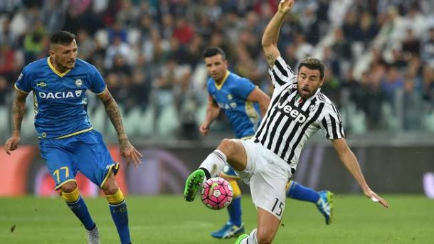 Juventus kontra Udinesia | Getty Images