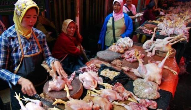 Harga Beras di Bandar Lampung Naik