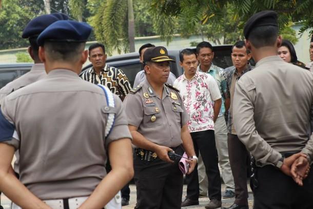 Peserta Pemilukada Lampung Tengah Siap Berpolitik Santun
