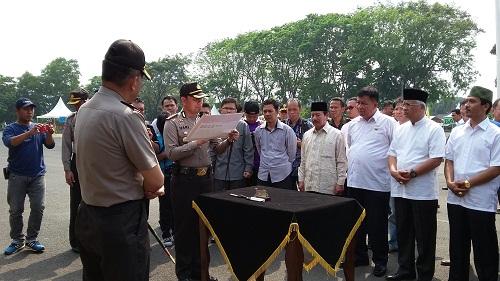 Pemkab Lampung Tengah Gelar Perpisahan Pairin