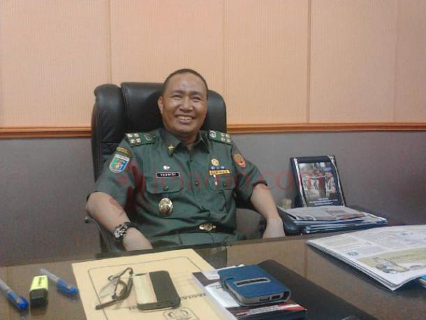 Asisten Satu Pemerintah Provinsi Lampung Tauhidi | Widyaningrum/jejamo.com