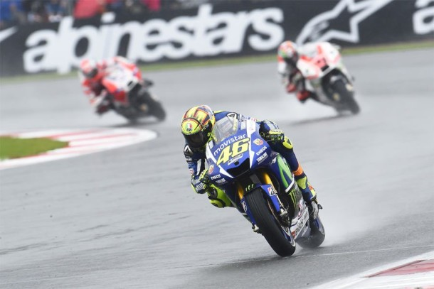 Race MotoGP Silverstone Inggris | Getty Images