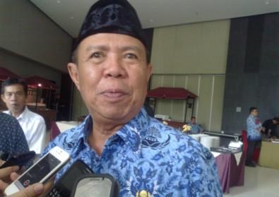 Wagub Lampung Bachtiar Basri | ist