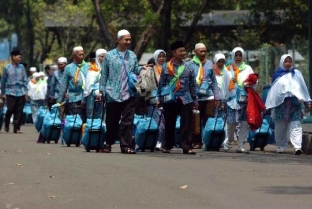 Calon Jamaah Haji Kota Metro akan Dilepas Pj Walikota Jumat Besok