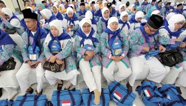 Visa 280 Calon Haji Bandar Lampung Belum Keluar