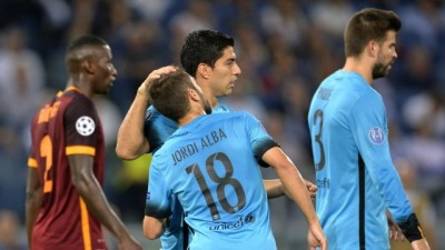 AS Roma vs Barcelona | uefa.com