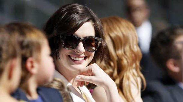 Anne Hathaway | Reuters