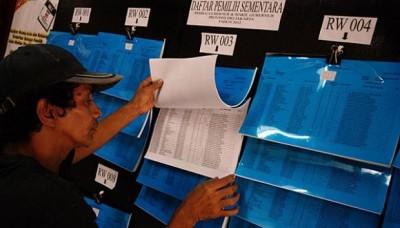 Daftar pemilih sementara | ist