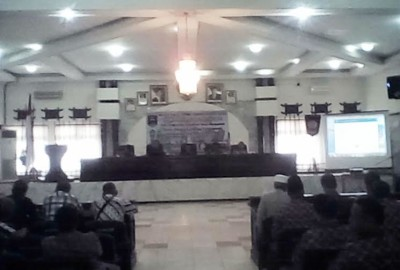 Petani dan LBH Bandar Lampung Gelar Aksi di Bundaran Gajah