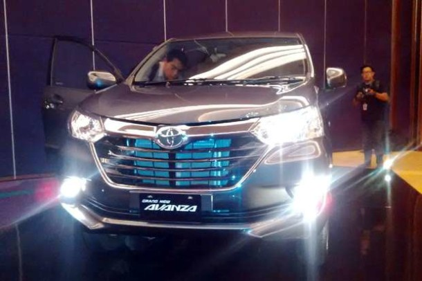 Toyota Grand New Avanza | ist
