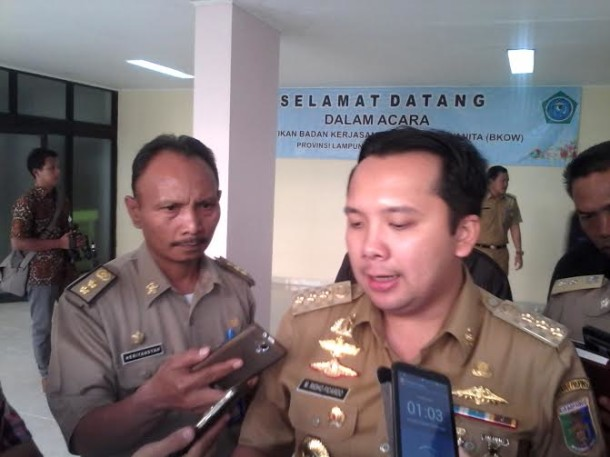 Pemprov Lampung akan Kembangkan Kawasan Industri