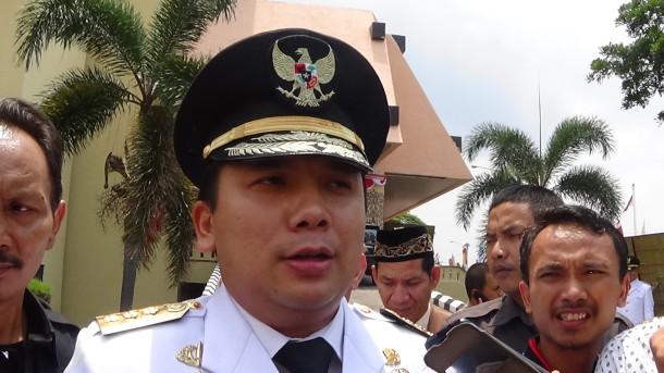 Gubernur Lampung M Ridho Ficardo | Widya/kontributor