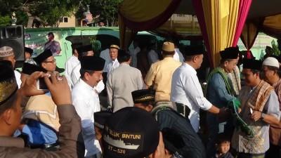 Takut Dimarahi Panwas, Herman HN Kurban di Tempat Tinggal Saja