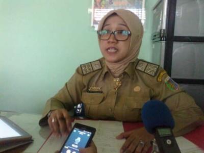 Humas Dinkes Provinsi Lampung Asih Hendrastuti | Widya/jejamo.com
