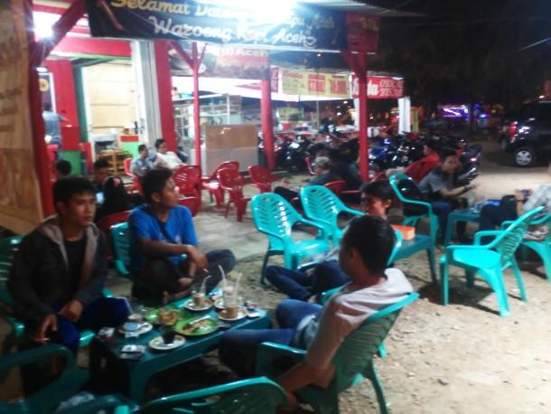 Kedai Aceh yang berlamat di Jalan Ahmad Yani, Nomor 01, Metro | Anhar Saputra/jejamo.com