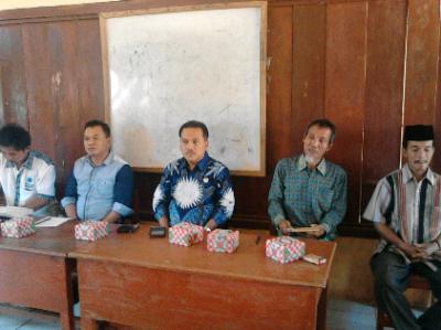 Anggota DPRD Lampung Joko Santoso Reses ke Tanggamus
