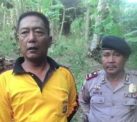 Kapolsek Telukbetung Barat Komisaris Polisi A Yudi