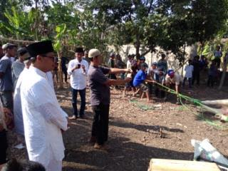 Gubernur Lampung Ridho Ficardo dan Aprilani Yustin Selamat dari Tragedi Mina Arab Saudi