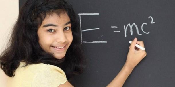 Gadis 12 Tahun Ini Lebih Cerdas dari Einstein dan Hawking