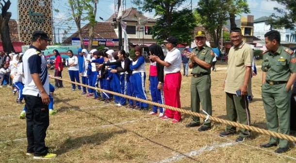 Zaini Nurman Asisten Satu, Suramaju Plt Kadiskominfo Pemprov Lampung