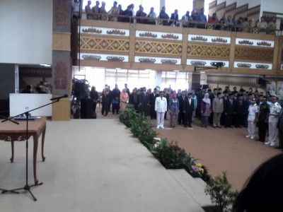 Wagub Lantik Sulfakar jadi Pj Walikota Bandar Lampung