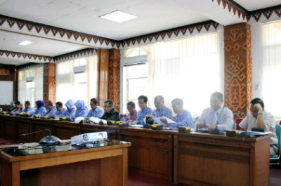 Donny Irawan Minta Atlet Pra-PON Kempo Lampung Tak Bermental Tempe