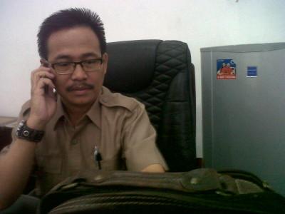 Riagus Ria Ketua Tim Pemenangan Gunadi-Imam | Raeza/jejamo.com