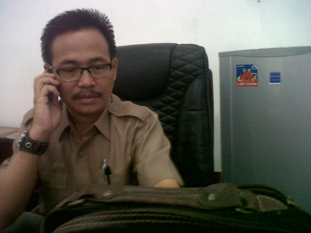 Musa Ahmad Minta SK Pemberhentiannya Segera Diproses DPRD Lamteng