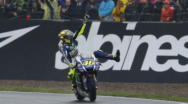 Valentino Rossi | Crash