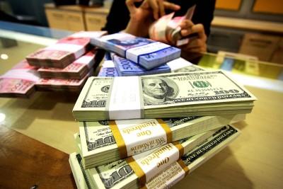 Rupiah dan Dolar AS | ist