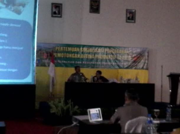 Pilkada Lamteng: Tim Mustafa-Loekman Minta KPU Profesional