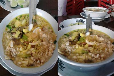 Soto Lamongan Lubaba Buka di Bandar Lampung