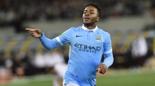 Pemain baru Man City Raheem Sterling | ist