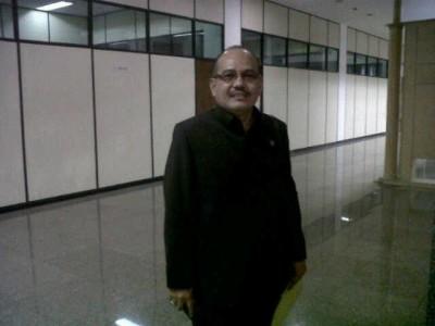 Anggota DPRD Provinsi Lampung dari Komisi IV Watoni Nurdin | Widya/jejamo.com