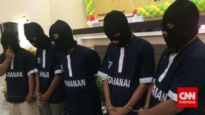 Mengaku Petani, Dul Nekat Tembak Bripka Samsul Isnanto