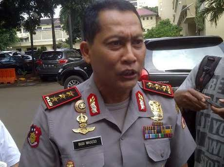 Komjen Budi Waseso | CNN Indonesia
