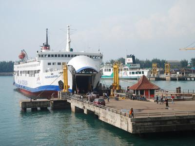 Pangkas Biaya Operasional, Kapal Bakauheni-Merak Gunakan Bahan Bakar Gas