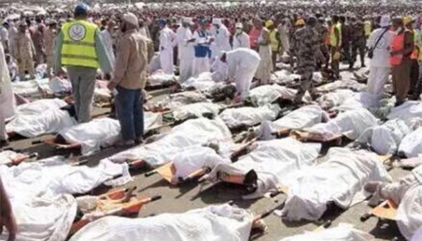 Korban Tragedi Mina Tembus 717 Orang, 1 WNI Dipastikan Jadi Korban