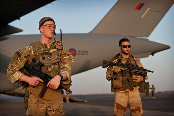 Militer Udara Inggris RAF Klaim Bunuh 330 Militan ISIS Di Irak