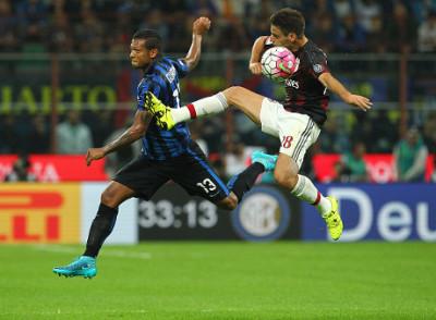 Inter Kalahkan Milan 1-0