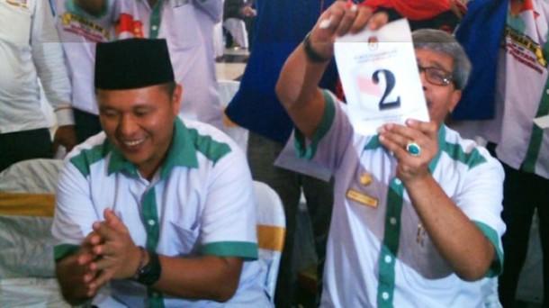 Pilkada Lamteng, Tim Pemenangan Gunadi Ibrahim Tuding Camat Tidak Netral