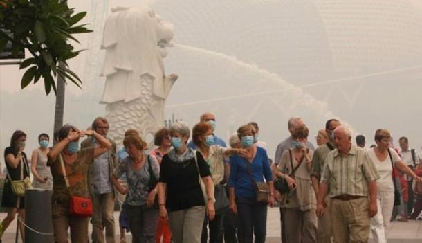 Jusuf Kalla Buka Kesempatan Bagi Singapura Untuk Bantu Indonesia Atasi Kabut Asap