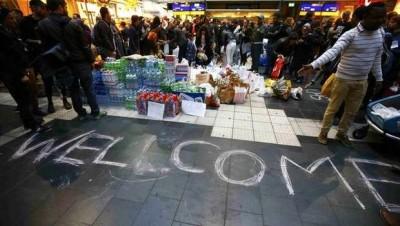 Austria Dan Jerman Sambut Hangat Para Pengungsi