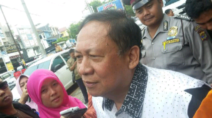Dedy Amarullah, Asisten Satu Bidang Pemerintahan Bandar Lampung | Jejamo.com