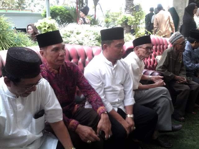 Anggota DPRD Lampung Melayat ke Kediaman Mega Putri Tarmizi